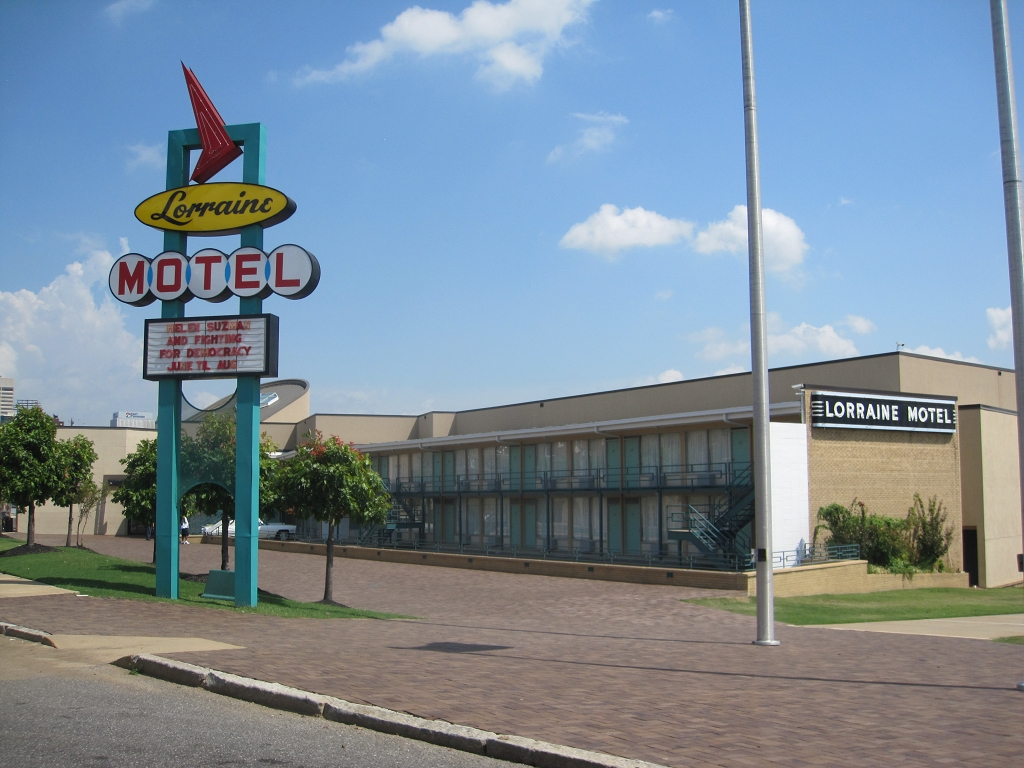 Lorraine Motel - National Civil Rights Museum Memphis