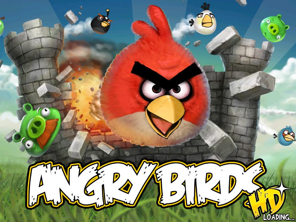 Angry Birds-HD
