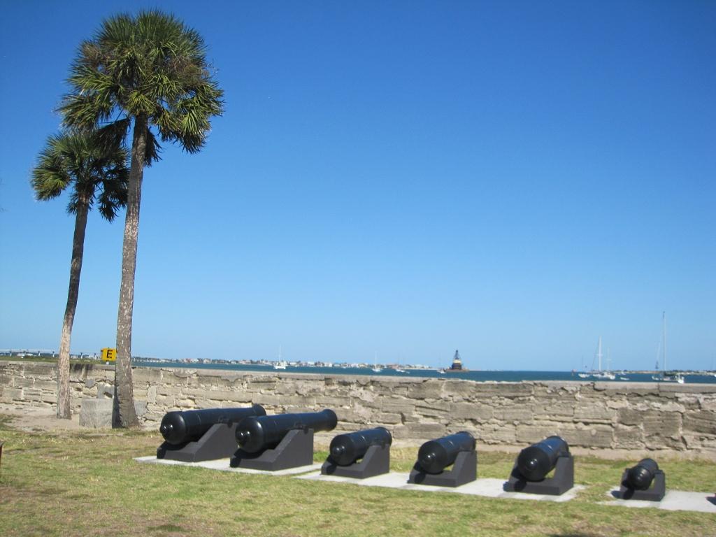 St. Augustine Festung