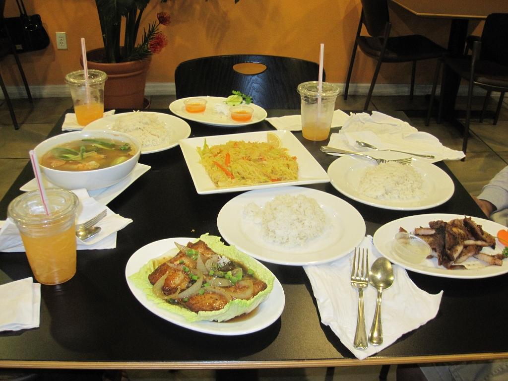 Philipinisches Essen