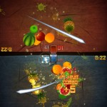 Fruit Ninja HD iPad Multiplayer