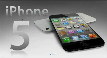 iPhone 5 neues Design