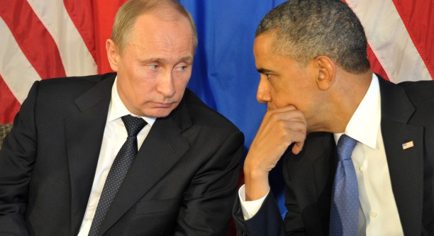 Putin Obama Syrienfrage