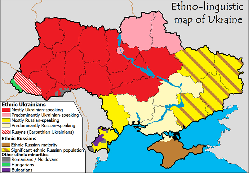ethnische gruppen in russland