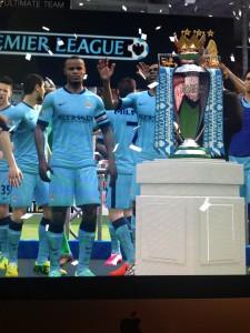 FIFA 15 Demo iMac