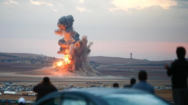 IS auf dem Rueckzug