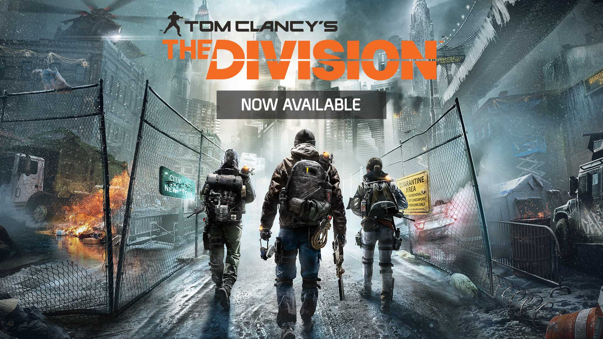 Tom Clancy - The Division