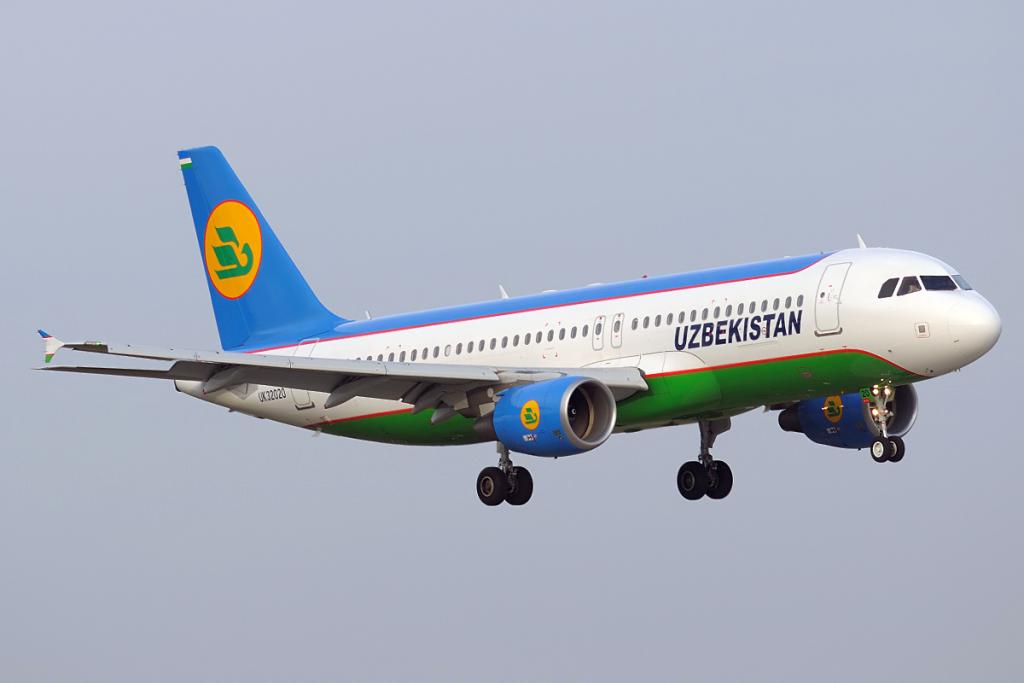 Uzbekistan-Airways-A320-200