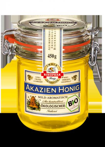 Akazien Bio Honig