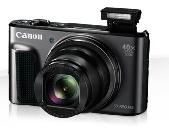 PowerShot SX720 HS Reisekamera - Testsieger