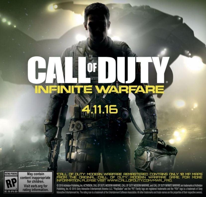 Call of Duty infinite warfare - Quelle: tecnoinnovador.com