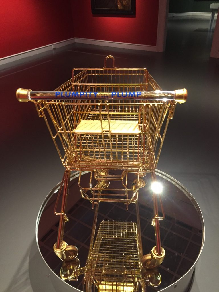 Gutes boeses Geld - Ausstellung Baden Baden Kunsthalle