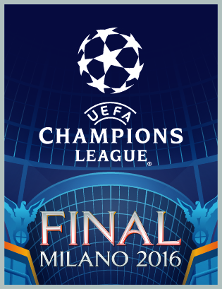 UEFA Champions League Final 2016 - Real Madrid Atletico Madrid 28.05.2016