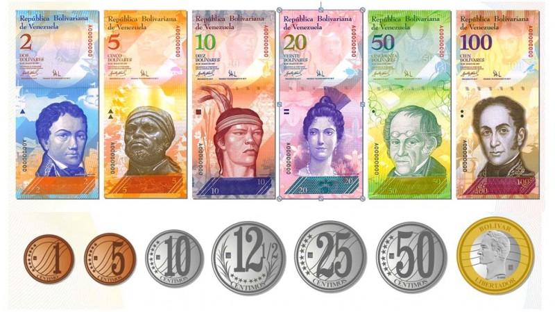 Venezuelanische Bolivar