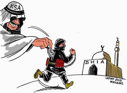 Katar Saudi-Arabien Quelle: Wikileaks.org